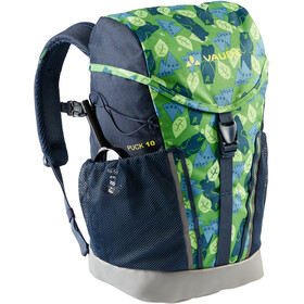 VAUDE Puck 10 Backpack Kids, parrot green/eclipse